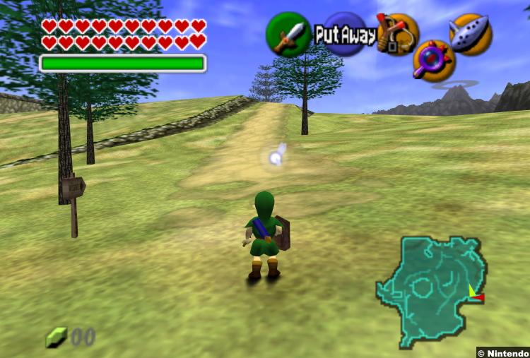 The Legend of Zelda: Ocarina Time