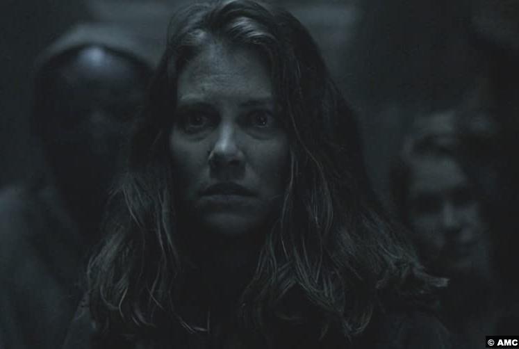 The Walking Dead S11e02: Lauren Cohan as Maggie