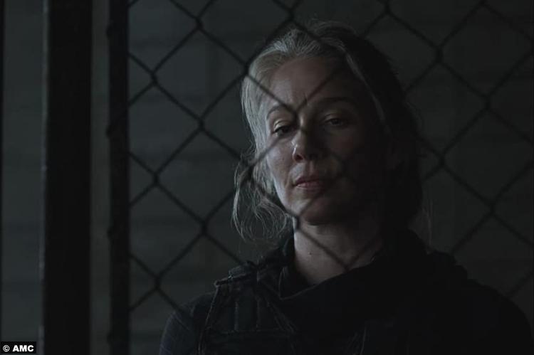 The Walking Dead S11e04: Lynn Collins as Leah