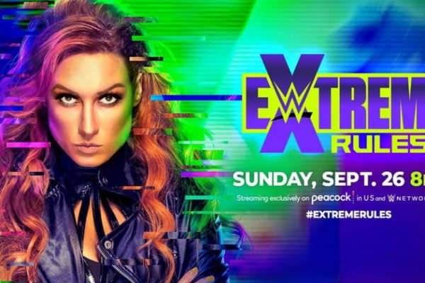 WWE Extreme Rules 2021 Poster