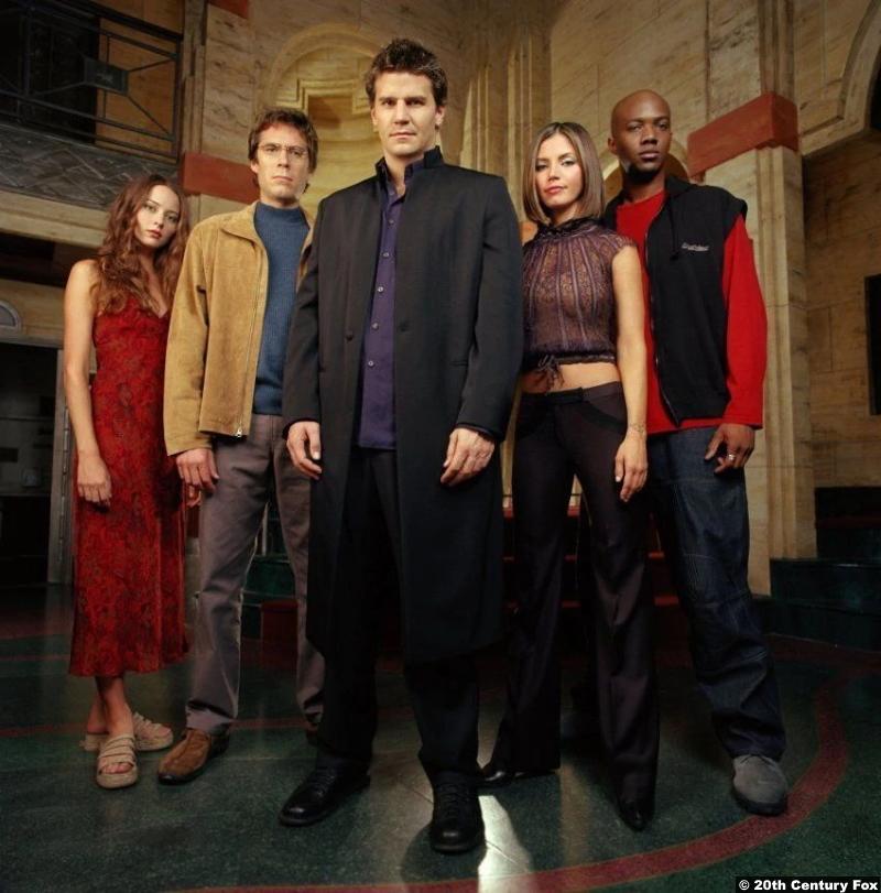 Angel S03 Cast