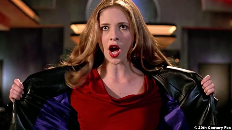 Buffy The Vampire Slayer S06e07: Sarah Michelle Gellar as Buffy Summers