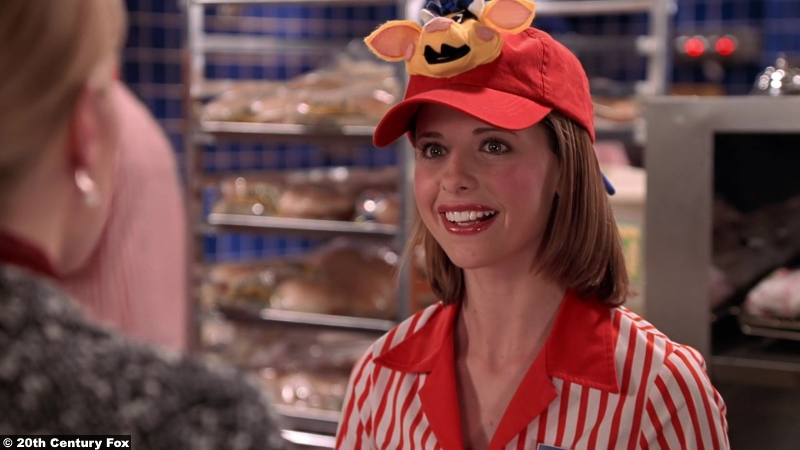 Buffy The Vampire Slayer S06e12: Sarah Michelle Gellar as Buffy Summers