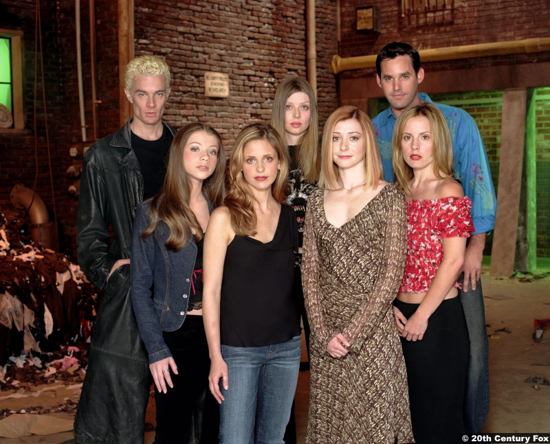 Buffy The Vampire Slayer S6 Cast