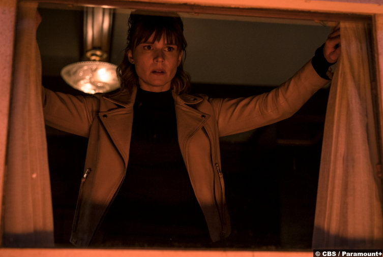 Evil S02e11: Katja Herbers as Kristen Bouchard