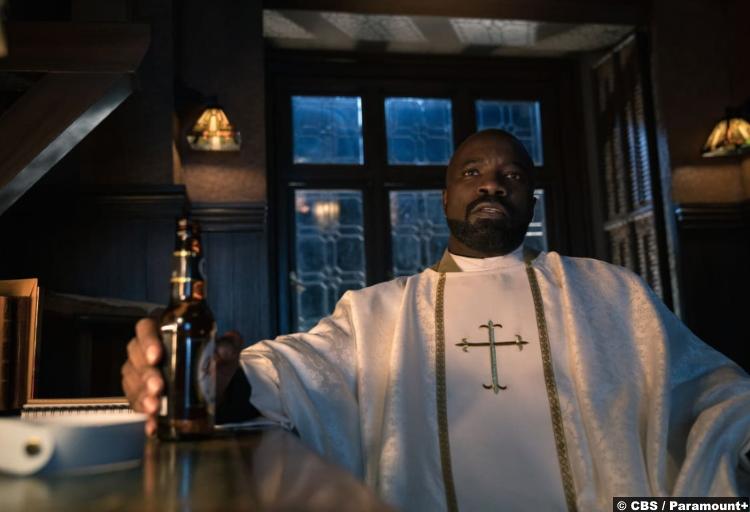 Evil S02e13: Mike Colter as David Acosta