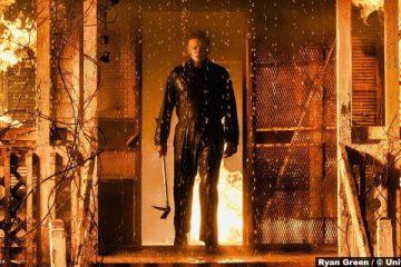 Halloween Kills: James Jude Courtney as Michael Myers