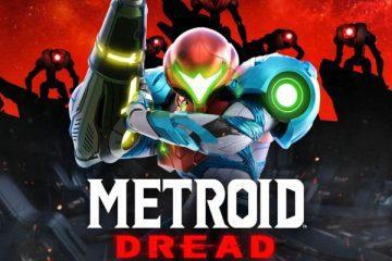 Metroid Dread Poster