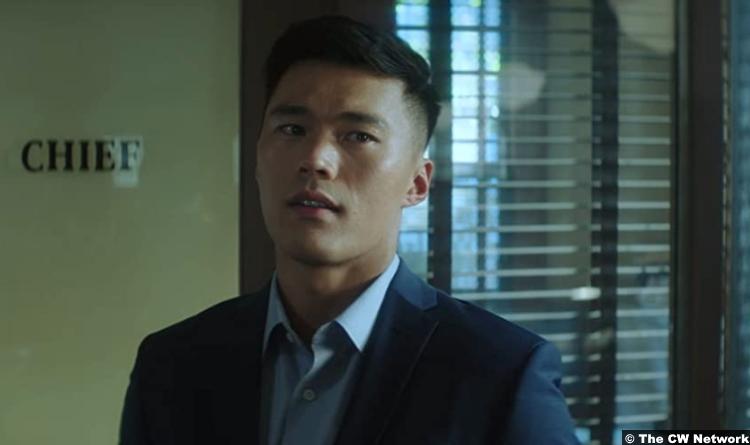 Nancy Drew S03e01: John Harlan Kim as the FBI Profiler
