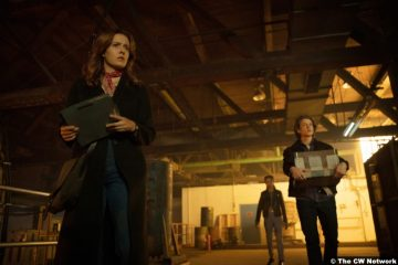 Nancy Drew: S03e03 Kennedy McMann, Alex Saxon and Leah Lewis as Nancy, Ace and George