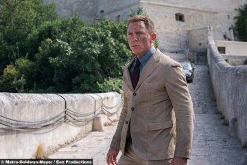 No Time to Die: Daniel Craig as James Bond