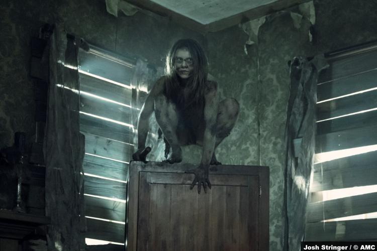 The Walking Dead S11e06: Horror House