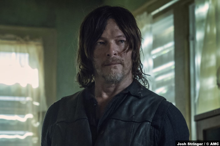 The Walking Dead S11e06: Norman Reedus as Daryl