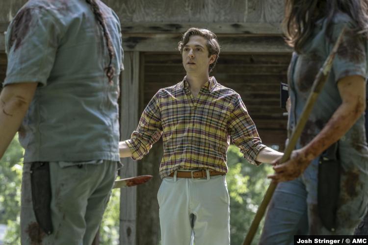 The Walking Dead S11e07: Teo Rapp-Olsson as Sebastian