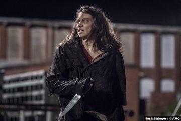 The Walking Dead S11e08: Lauren Cohan as Maggie