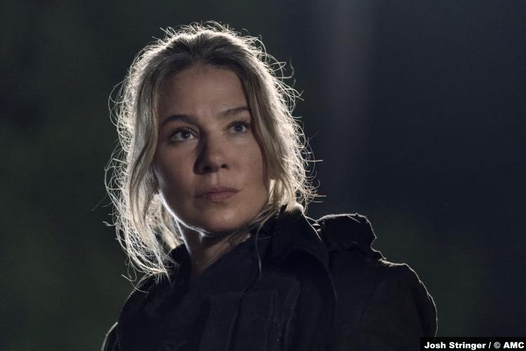 The Walking Dead S11e08: Lynn Collins as Leah